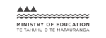 Organisation logo for the New Zealand Ministry of Education