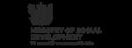 Organisation logo for the New Zealand Ministry of Social Development