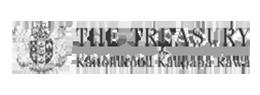 Organisation logo for The New Zealand Treasury