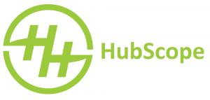 Hubscope logo - a LINQ integration partner