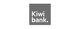 Organisation logo for Kiwibank