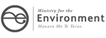 Organisation logo for the New Zealand Ministry for the Environment