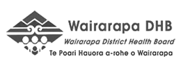 Organisation logo for Wairarapa District Health Board